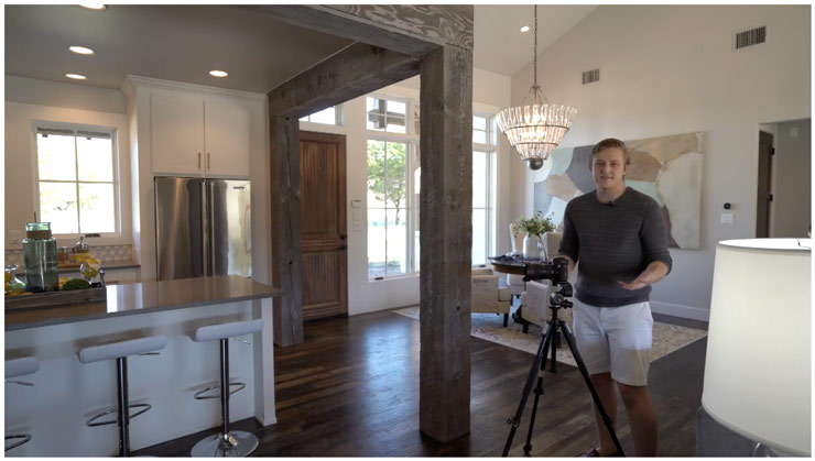 Real Estate Photographer course - Introduction