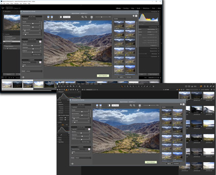 Photomatix Plugin for Lightroom and Capture One